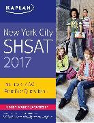 Cover-Bild zu New York City SHSAT 2017 von Kaplan