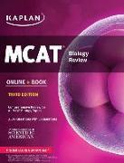 Cover-Bild zu MCAT Biology Review von Kaplan Test Prep