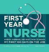 Cover-Bild zu First Year Nurse von Arnoldussen, Barbara