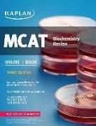 Cover-Bild zu MCAT Biochemistry Review von Kaplan Test Prep