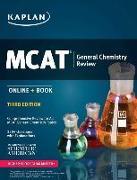 Cover-Bild zu MCAT General Chemistry Review von Kaplan Test Prep
