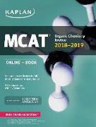 Cover-Bild zu MCAT Organic Chemistry Review 2018-2019 von Kaplan Test Prep