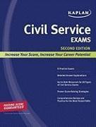 Cover-Bild zu Kaplan Civil Service Exams von Kaplan Test Prep