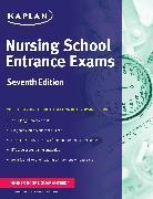 Cover-Bild zu Nursing School Entrance Exams von Kaplan Nursing