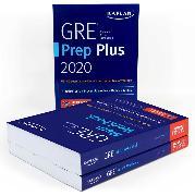 Cover-Bild zu GRE Complete 2020 von Kaplan Test Prep