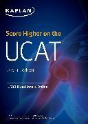 Cover-Bild zu Score Higher on the UCAT von Kaplan Test Prep