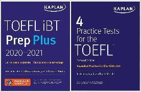 Cover-Bild zu TOEFL Prep Set von Kaplan Test Prep