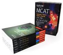 Cover-Bild zu MCAT Complete 7-Book Subject Review 2020-2021 von Kaplan Test Prep