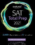 Cover-Bild zu SAT Total Prep 2021 von Kaplan Test Prep
