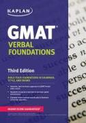 Cover-Bild zu Kaplan GMAT Verbal Foundations von Kaplan Test Prep
