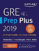 Cover-Bild zu GRE Prep Plus 2019 von Kaplan Test Prep