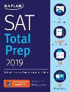 Cover-Bild zu SAT Total Prep 2019 von Kaplan Test Prep