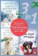 Cover-Bild zu Schier, Petra: Körbchen unterm Weihnachtsbaum - drei bezaubernde Hundegeschichten (3in1) (eBook)