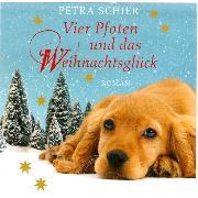 Cover-Bild zu Schier, Petra: Vier Pfoten und das Weihnachtsglück (Ungekürzt) (Audio Download)