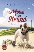 Cover-Bild zu Schier, Petra: Vier Pfoten am Strand (eBook)