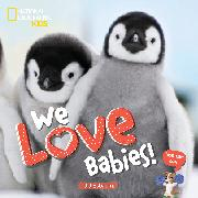 Cover-Bild zu Esbaum, Jill: We Love Babies!