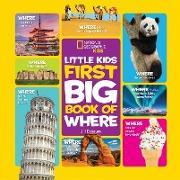 Cover-Bild zu Esbaum, Jill: National Geographic Little Kids First Big Book of Where