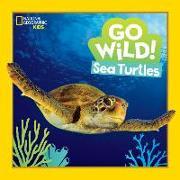 Cover-Bild zu Esbaum, Jill: Go Wild! Sea Turtles