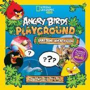 Cover-Bild zu Esbaum, Jill: Angry Birds Playground: Question & Answer Book