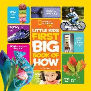 Cover-Bild zu Esbaum, Jill: National Geographic Little Kids First Big Book of How