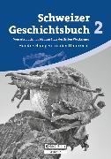 Cover-Bild zu Schweizer Geschichtsbuch, Aktuelle Ausgabe, Band 2, Vom Absolutismus bis zum Ende des Ersten Weltkrieges, Handreichungen für den Unterricht von Notz, Thomas