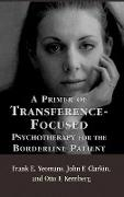 Cover-Bild zu Yeomans, Frank E: A Primer of Transference-Focused Psychotherapy for the Borderline Patient