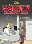 Cover-Bild zu Stein, Uli: Uli Stein - Männer Kalender 2022: Monatskalender für die Wand