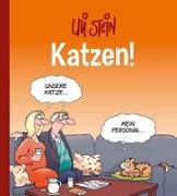 Cover-Bild zu Stein, Uli: Katzen!