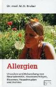 Cover-Bild zu Bruker, Max Otto: Allergien müssen nicht sein