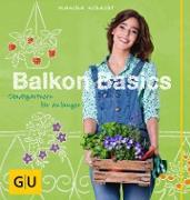 Cover-Bild zu Schacht, Mascha: Balkon Basics (eBook)