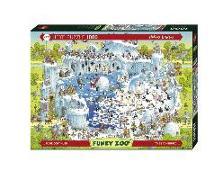 Cover-Bild zu Degano, Marino: Polar Habitat. Puzzle 1000 Teile