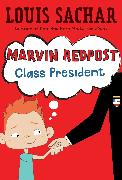 Cover-Bild zu Sachar, Louis: Marvin Redpost #5: Class President (eBook)