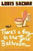 Cover-Bild zu Sachar, Louis: There's a Boy in the Girls' Bathroom (eBook)