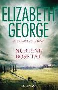 Cover-Bild zu George, Elizabeth: Nur eine böse Tat