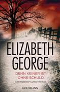 Cover-Bild zu George, Elizabeth: Denn keiner ist ohne Schuld