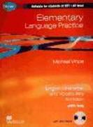 Cover-Bild zu Elementary: Language Practice Elementary Student's Book with key Pack 3rd Edition - Language Practice von Vince, Michael