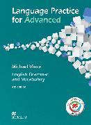Cover-Bild zu Language Practice for Advanced 4th Edition Student's Book and MPO without key Pack von Vince, Michael