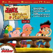 Cover-Bild zu Disney - Jake und die Nimmerland Piraten - Folge 6 (Audio Download) von Bingenheimer, Gabriele