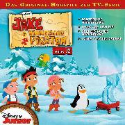 Cover-Bild zu Disney - Jake und die Nimmerland Piraten - Folge 12 (Audio Download) von Bingenheimer, Gabriele