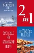 Cover-Bild zu Bannalec, Jean-Luc: Zwei Fälle für Kommissar Dupin (2in1-Bundle) (eBook)