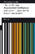 Cover-Bild zu Ramge, Thomas: Augmented Intelligence. Wie wir mit Daten und KI besser entscheiden (eBook)
