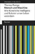 Cover-Bild zu Ramge, Thomas: Mensch und Maschine