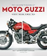 Cover-Bild zu Falloon, Ian: The Complete Book of Moto Guzzi (eBook)