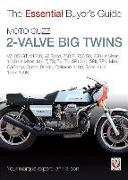 Cover-Bild zu Falloon, Ian: Essential Buyers Guide Moto Guzzi 2-Valve Big Twins