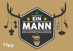 Cover-Bild zu riva Verlag: Ein Mann, ein Adventskalender