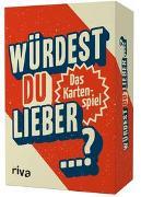 Cover-Bild zu Riva Verlag: Würdest du lieber ...?