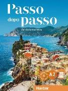 Cover-Bild zu Barbierato, Anna: Passo dopo passo A2. Kursbuch + Arbeitsbuch + 2 Audio-CDs