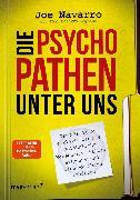 Cover-Bild zu Die Psychopathen unter uns (eBook) von Navarro, Joe