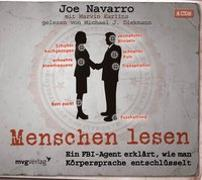 Cover-Bild zu Menschen lesen von Navarro, Joe