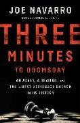 Cover-Bild zu Three Minutes to Doomsday (eBook) von Navarro, Joe